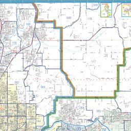 Grid MapSpokane